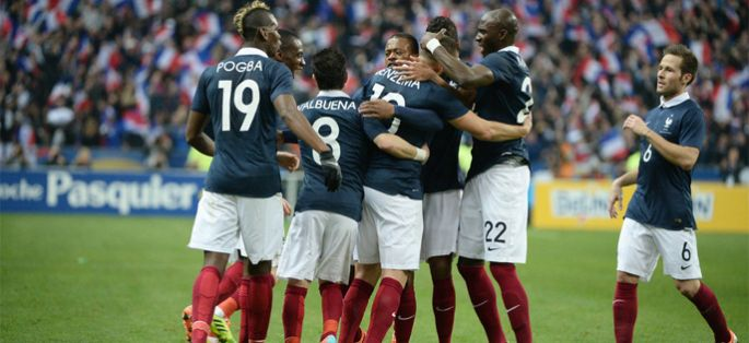 Football : match amical France / Albanie à suivre en direct sur TF1 vendredi 14 novembre