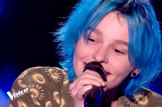 "Replay ""The Voice"" : Ana chante « Ta reine » d'Angèle (vidéo)"