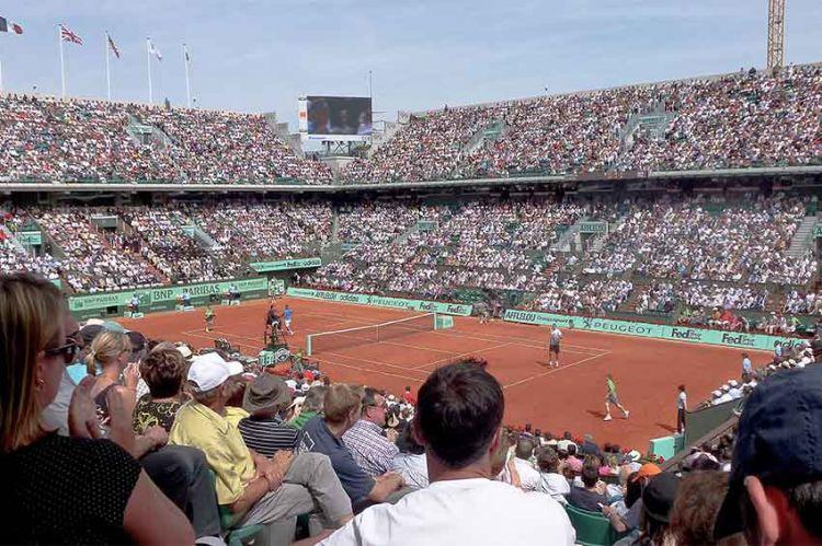 Le tournoi de Roland-Garros reconduit jusqu'en 2023 sur France Télévisions
