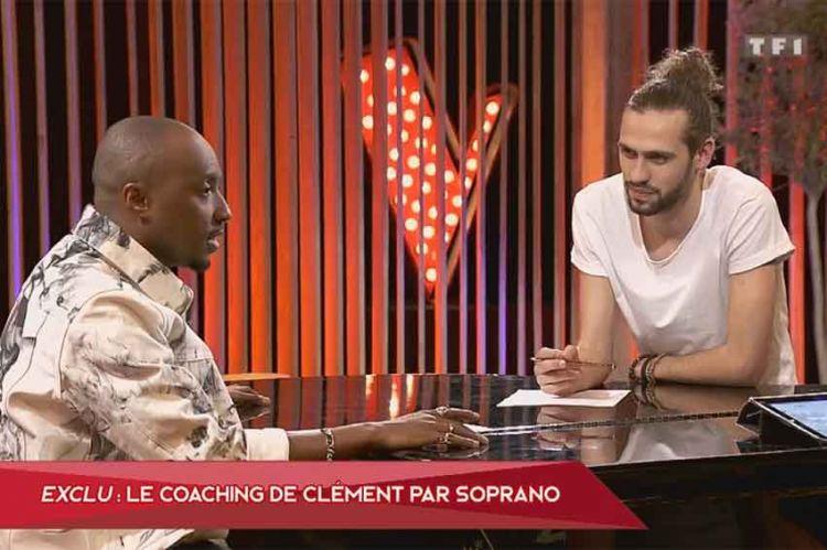 """The Voice"" : Soprano coache Clément qui va chanter « La quête » de Jacques Brel samedi soir (vidéo)"