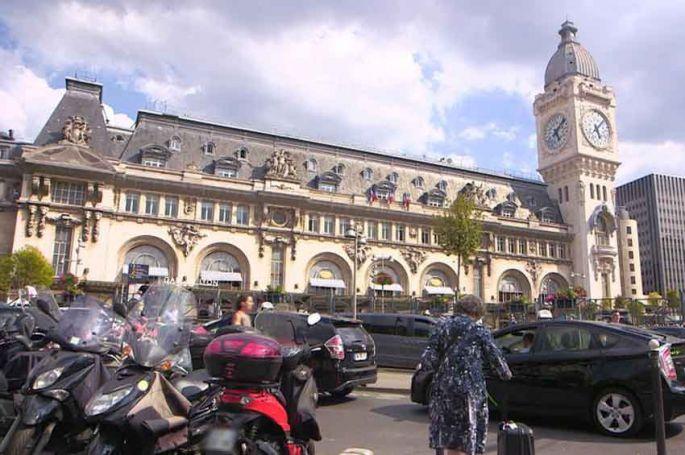 """""""Grands Reportages"""" dans les coulisses de la gare de Lyon samedi 16 février sur TF1"""