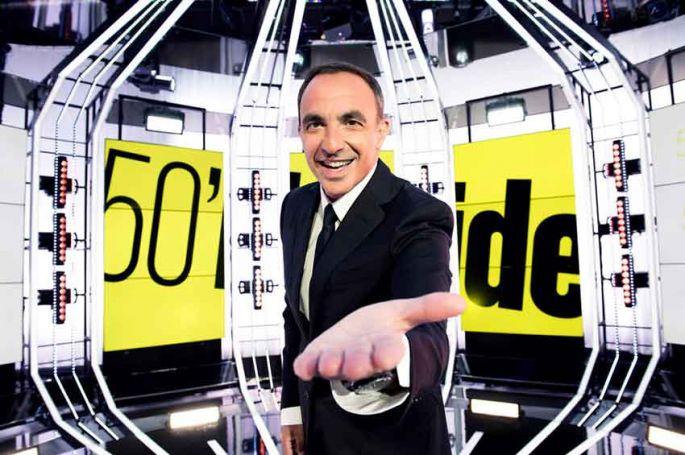 """50'Inside"" fera sa rentrée sur TF1 samedi 31 août avec Nikos Aliagas"
