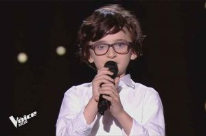 "Replay ""The Voice Kids"" : Gaspard chante « Gottingen » de Barbara (vidéo)"