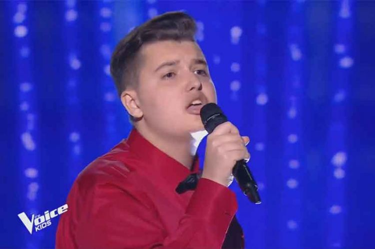 "Replay ""The Voice Kids"" : Philippe chante « The Phantom of the Opera » d'Andrew Lloyd Webber (vidéo)"