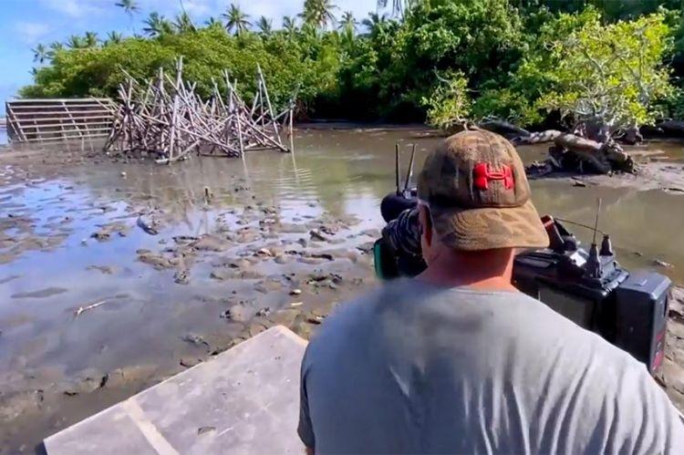 """""""Koh Lanta : les 4 terres"""" : TF1 dévoile les coulisses du parcours des combattants (vidéo)"""
