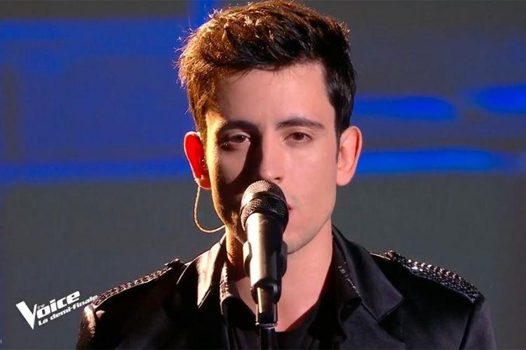 "Replay ""The Voice"" : Arthur chante « Le chanteur » de Daniel Balavoine (vidéo)"