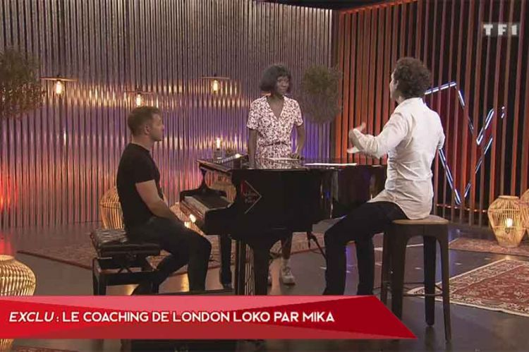 """The Voice"" : le coaching de London Loko par Mika sur « Sally » de Carmel (vidéo)"