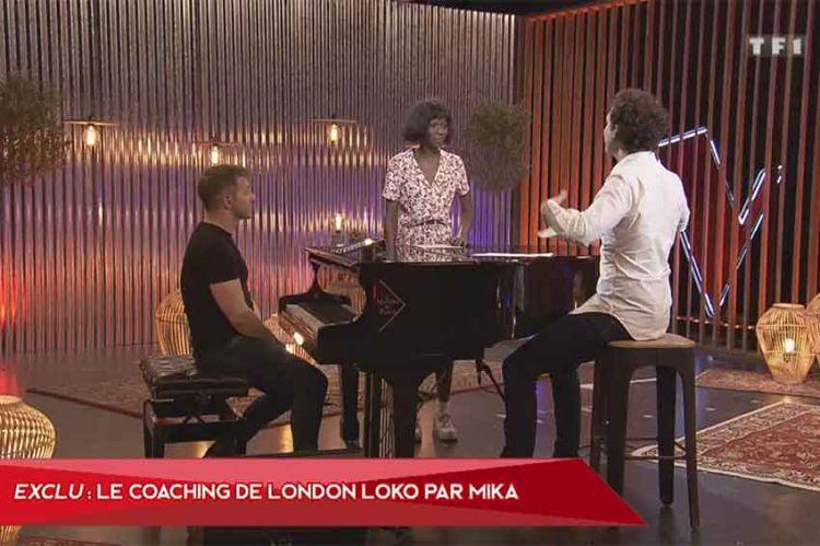 """""""The Voice"""" : le coaching de London Loko par Mika sur « Sally » de Carmel (vidéo)"""