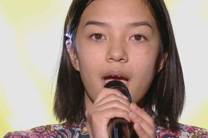 """Replay """"The Voice Kids"""" : Nayana chante « Killing me softly » des Fugees (vidéo)"""
