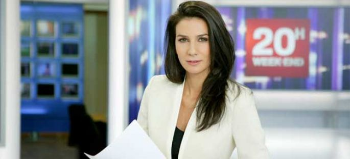 Marie Drucker reçoit Hervé Mariton & David Guetta ce week-end sur France 2
