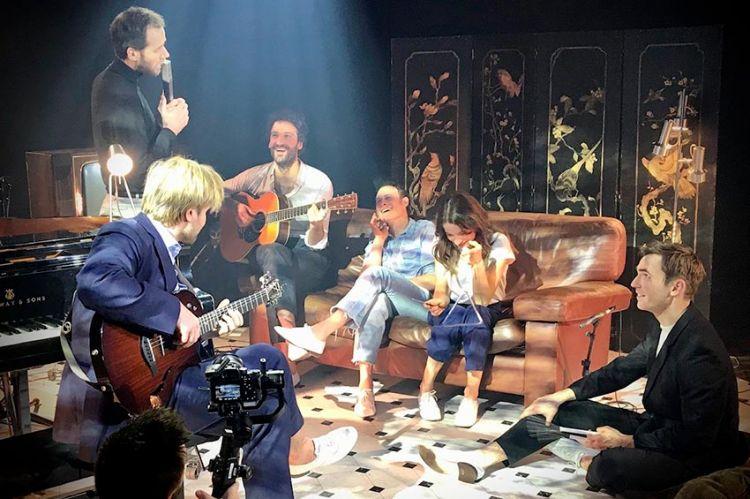 """""""La Comédie-Française chante Gainsbourg"""" sur France 3, vendredi 26 février à 22:55"""