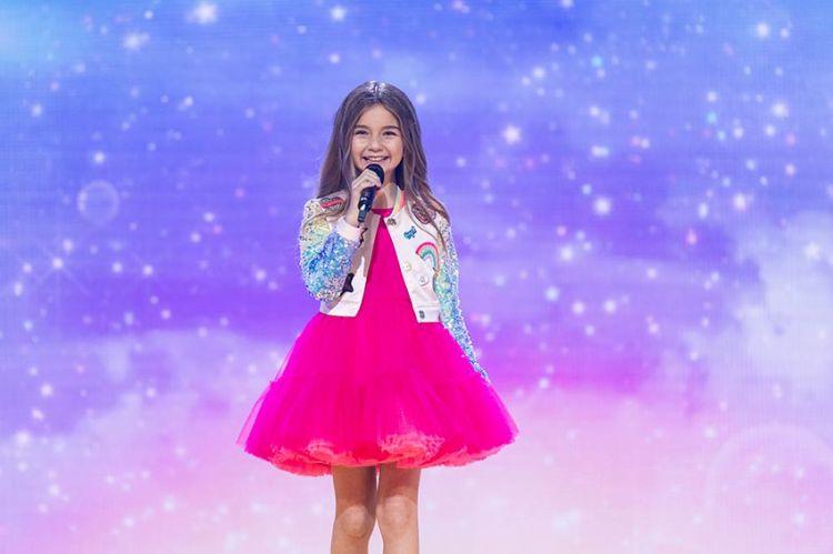 Valentina offre une victoire à la France à l'Eurovision Junior 2020 avec son titre « J'imagine » (vidéo)