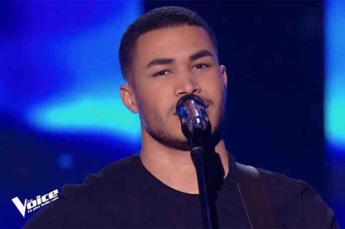 "Replay ""The Voice"" : Pierre Danaë chante « Wicked Game » de Chris Isaak (vidéo)"