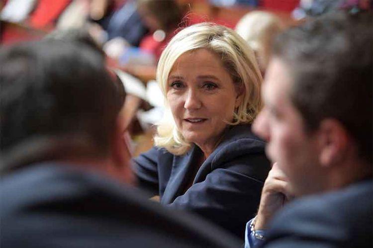 """""""En toute franchise"""" : Marine Le Pen sera l'invitée de LCI dimanche 24 novembre"""