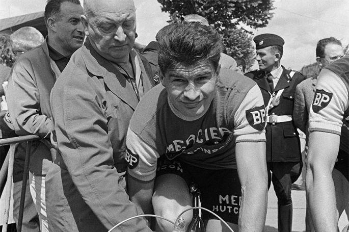 Hommage à Raymond Poulidor, notre champion, vendredi soir sur la chaîne Histoire
