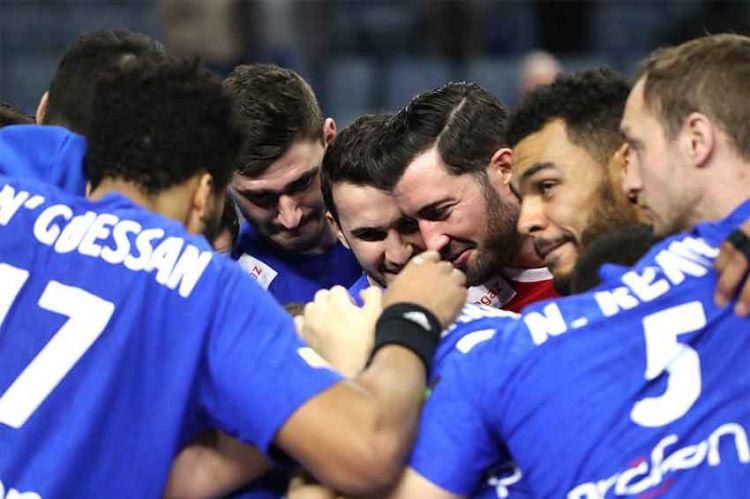 Handball : la demi-finale Danemark / France diffusée en direct sur TF1 vendredi 25 janvier