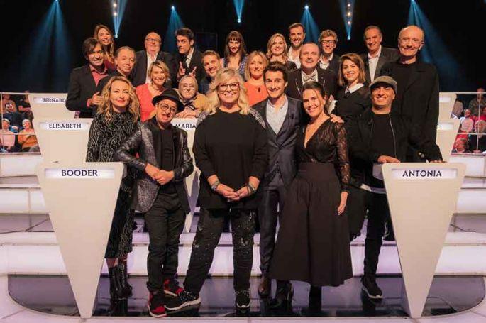 """""""Le Grand Concours des Humoristes"""" le 5 janvier sur TF1 : les invités de Laurence Boccolini"""