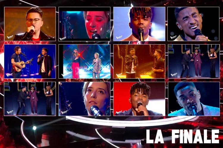 """Replay """"The Voice"""" samedi 13 juin : voici les 12 prestations de la finale (vidéo)"""