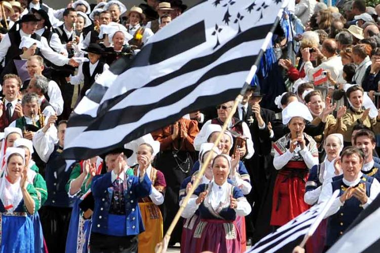Festival Interceltique 2019 : La Grande Parade sur France 3 dimanche 5 août