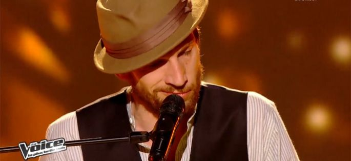 "Replay ""The Voice"" : Igit chante « Hit the Road Jack » de Ray Charles (vidéo)"