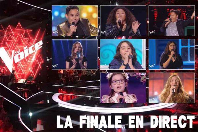 """Revoir la finale de """"The Voice Kids"""" : les 12 prestations de la soirée en replay (vidéo)"""