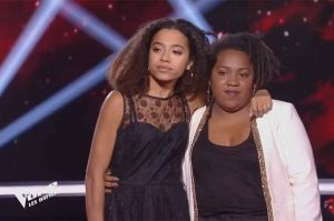 "Replay ""The Voice"" : Virginie Gaspard et Whitney « Killing me Softly » de Jessie J (vidéo)"
