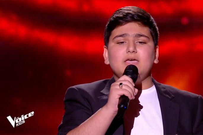 "Replay ""The Voice Kids"" : Samvel chante « Tun Im Hayreni » de Arabo Ispiryan (vidéo)"