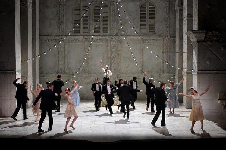 """""""Au théâtre chez soi"""" : « Roméo et Juliette » de Shakespeare ce dimanche 24 mai sur France 5"""