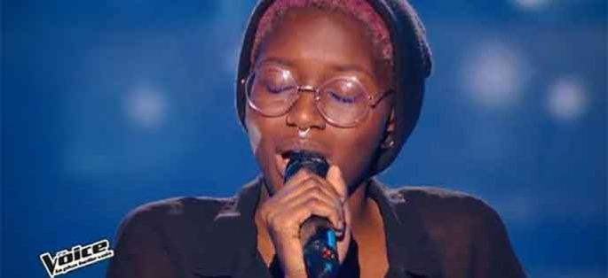 "Replay ""The Voice"" : Emmy Liyana chante « The Power of Love » (vidéo)"