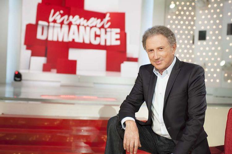 """""""Vivement Dimanche"""" : les invités reçus le 11 novembre par Michel Drucker sur France 2"""