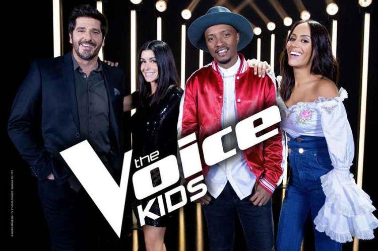 """""""The Voice Kids"""" : la saison 6 démarre le 23 août sur TF1"""