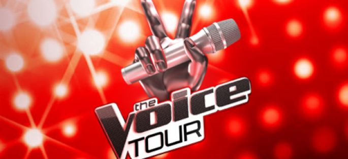 """The Voice"" : les dates & ville de la tournée ""The Voice Tour 2015"" du 29 mai au 4 juillet"