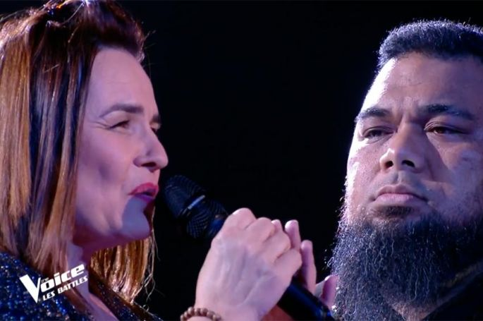 "Replay ""The Voice"" : Nataly Vetrano & Jimmy « Sorry seems to be the hardest word » d'Elton John (vidéo)"