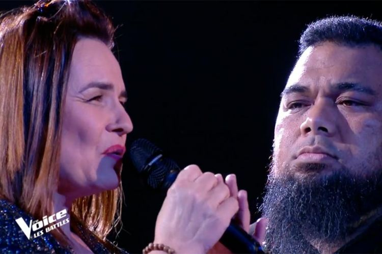 "Replay ""The Voice"" : Nataly Vetrano & Jimmy « Sorry seems to be the hardest word » d'Elton John (vidéo)"