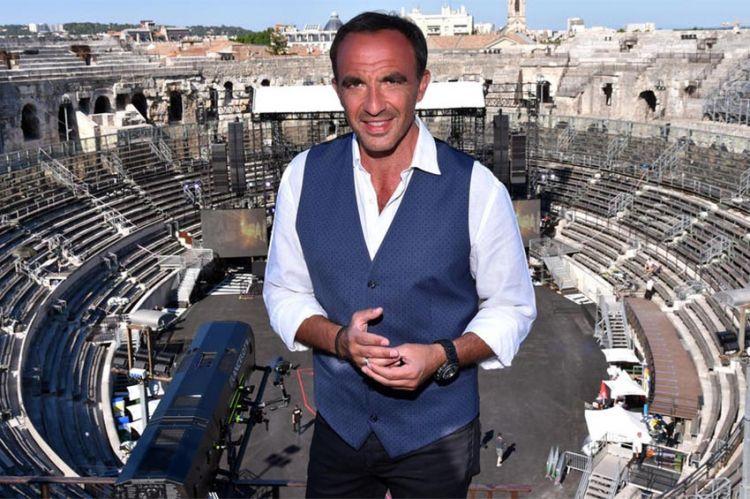"""""""Le Grand Mix"""" : Nikos Aliagas tournera la première le 28 novembre pour TF1 : les invités"""