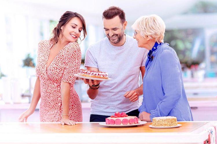 """""""Le Meilleur pâtissier"""" : « Riche comme Crémus », mercredi 2 décembre sur M6"""
