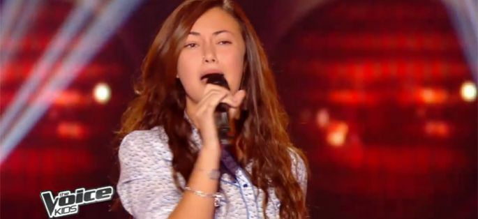 "Replay ""The Voice Kids"" : Victoria interprète « Domino » de Jessie J (vidéo)"