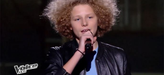 "Replay ""The Voice Kids"" : Henri reprend en direct « Ca fait mal » de Christophe Maé en finale (vidéo)"