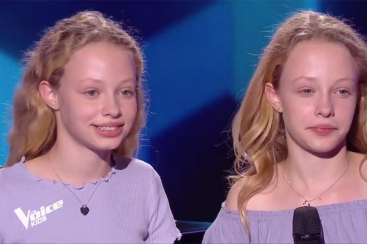 "Replay ""The Voice Kids"" : Abby & Sarah chantent « Say something » de A Great big World (vidéo)"