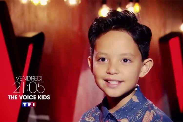 """""""The Voice Kids"""" : TF1 dévoile le portrait d'un jeune talent qui va chanter du Céline Dion (vidéo)"""