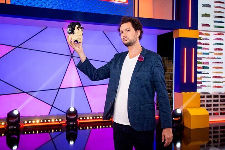 """Éric Antoine parle du concours """"Lego Masters"""" qui débute mercredi 23 décembre sur M6"""