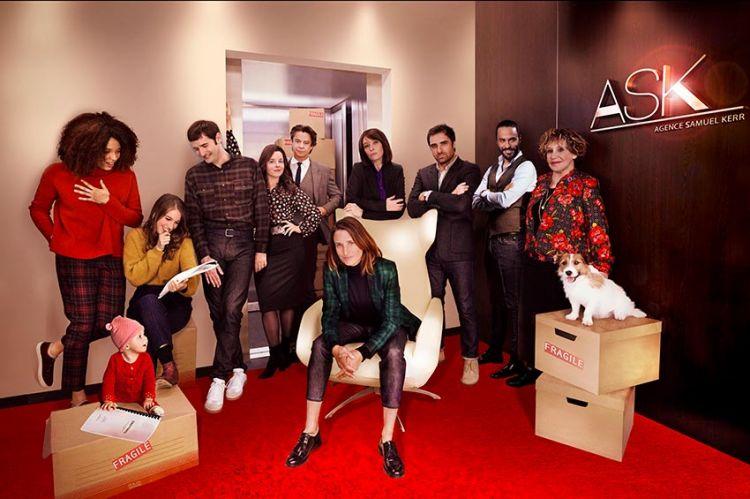 """""""Dix pour cent"""" : la saison 4 arrive le 21 octobre sur France 2, les Guests de cet ultime volet"""