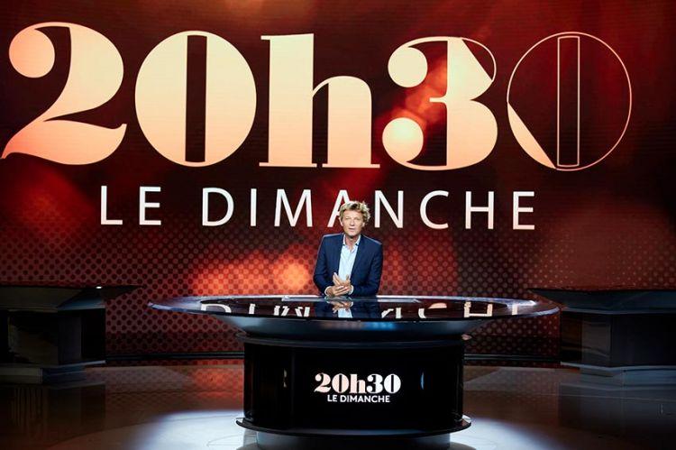 """""""20h30, le dimanche"""" : les invités de Laurent Delahousse, ce 24 octobre sur France 2"""
