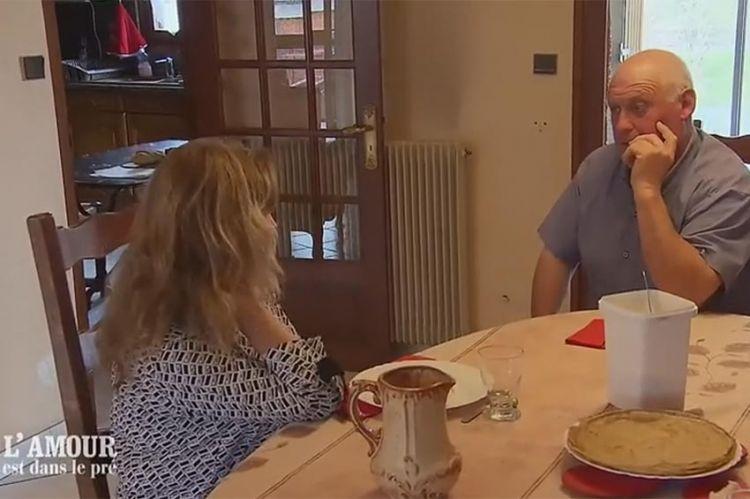 """""""L'amour est dans le pré"""" : Guy à Francine """"ça ne peut plus continuer"""", Monserrat fait sa valise ! (vidéo)"""