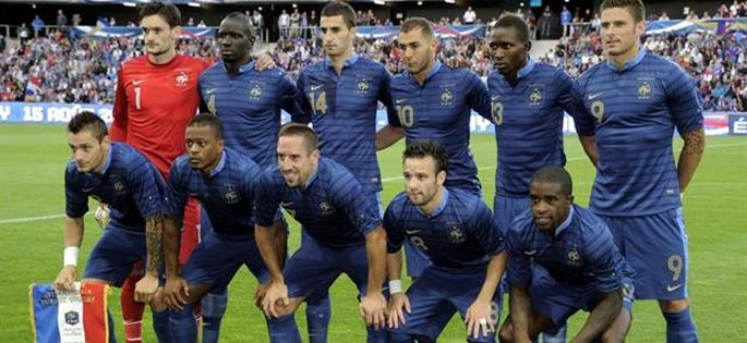 Football - Le match Biélorussie / France en direct sur TF1 mardi 10 septembre