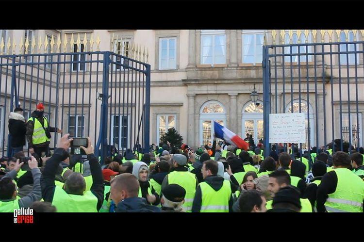 """""""Cellule de crise"""" : « Cette semaine où les gilets jaunes ont fait vaciller l'Etat » le 5 décembre sur France 2"""