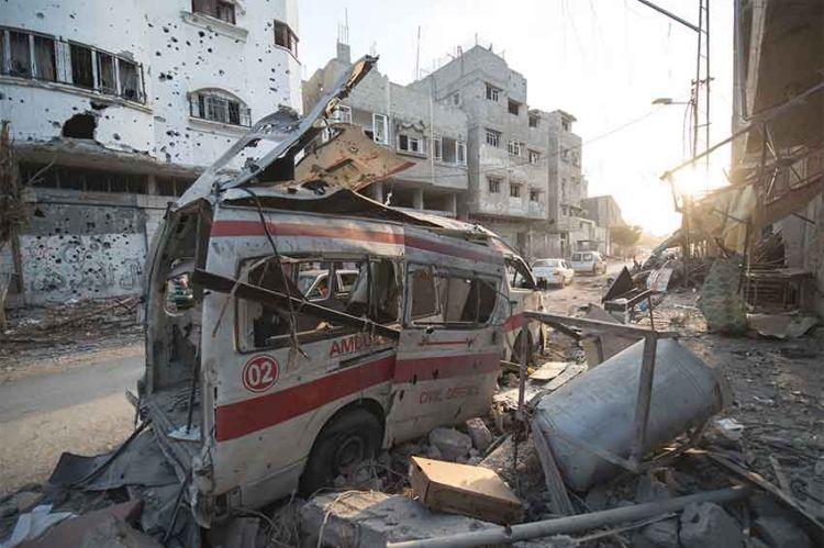 """""""Enquête Exclusive"""" : immersion dans l'enfer de la bande de Gaza, ce soir sur M6"""
