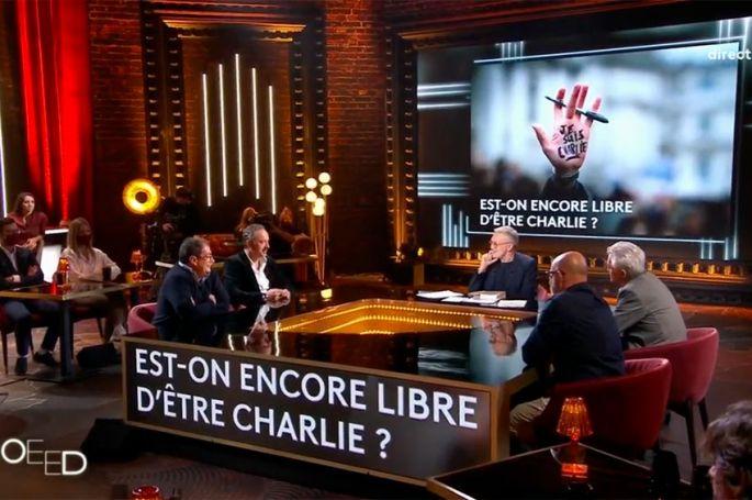 """Replay """"On est en direct"""" : « Est-on encore libre d'être Charlie ? », le tour de la question avec Laurent Ruquier (vidéo)"""