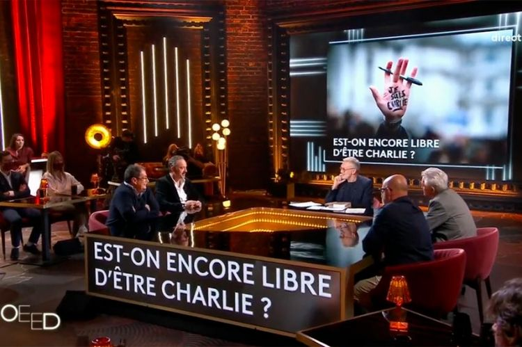 "Replay ""On est en direct"" : « Est-on encore libre d'être Charlie ? », le tour de la question avec Laurent Ruquier (vidéo)"