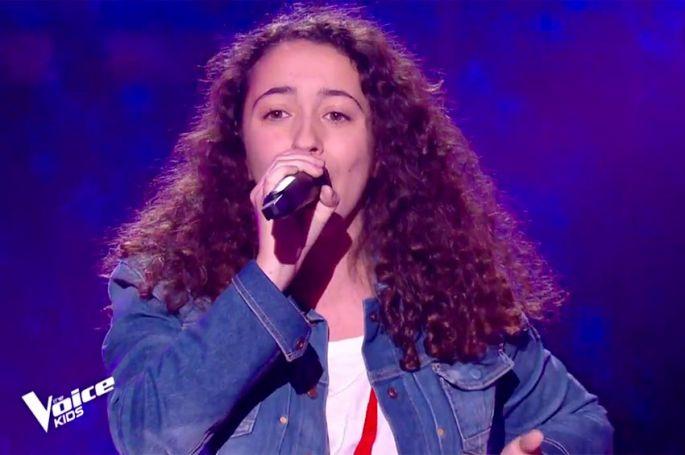 "Replay ""The Voice Kids"" : Marilou chante « Shake It off » de Taylor Swift (vidéo)"
